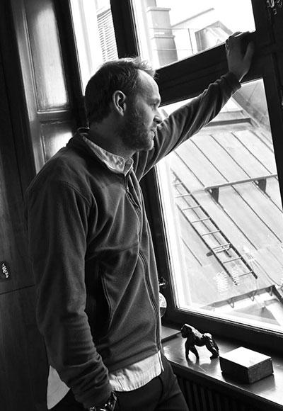 Björn Frantzén live auf der CHEF-SACHE